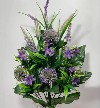 Букет полевых цветов, 14 веточек