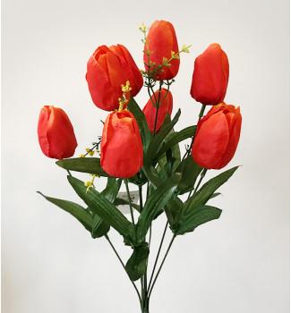 Тюльпаны, букет 9 головок