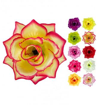 Роза открытая атласная, 11 см