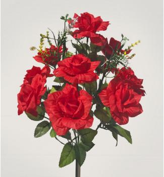 Розы, букет 10 головок